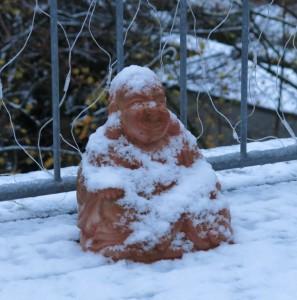 303_Buddha_Schnee