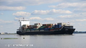 36_Containerschiff