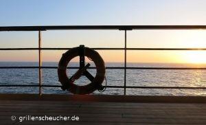Charmant An Diesem Abend Sind Herr Grillenscheucher Und Ich Erst Danach Ins Atlantic  Zum Essen Gegangen.